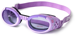 LILAC FLOWER SUNGLASSES