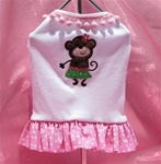 MONKEY GIRL TANK DRESS