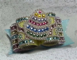 Sparkly Egg Bow